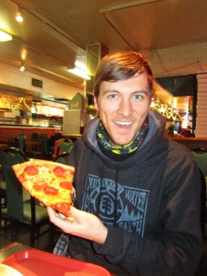 New York - Pizza