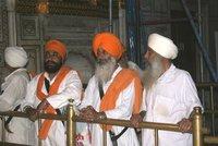 Three Sikhs