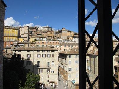 Perugia old town