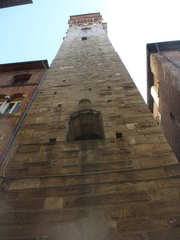 Tower in Lucca