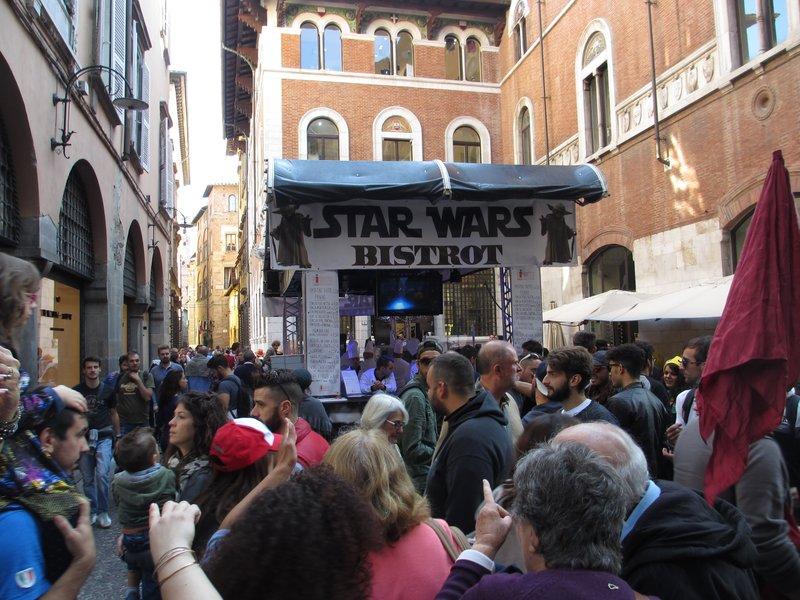 Star Wars Bistrot, Lucca