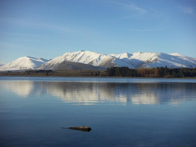 Beautiful Lake Tekapo 5