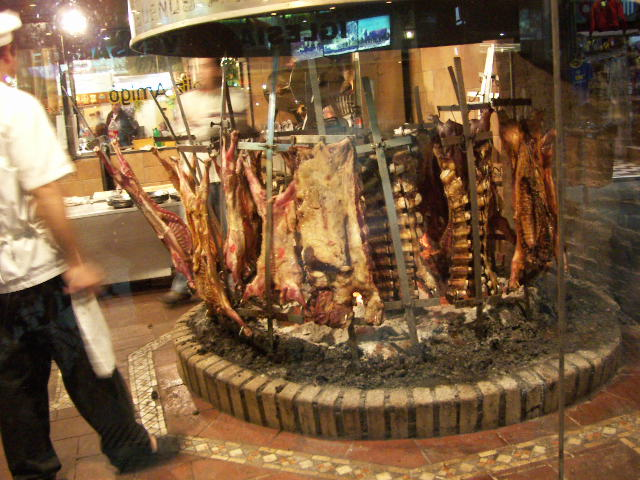 Barbecue Argentinian-style!
