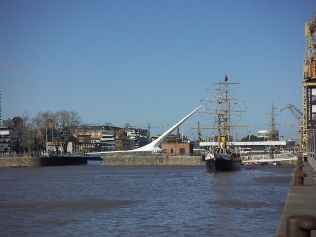 Buenos Aires Harbour
