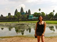Me at Angkor Wat