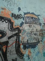 The Trabbie Mural