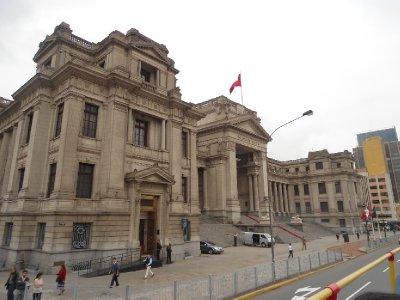 Lima - Palacio de Justicia (2)