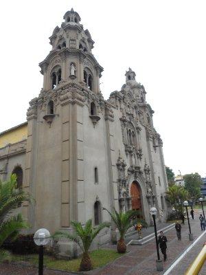 Lima - Virgen Milagrosa @ Kennedy Park