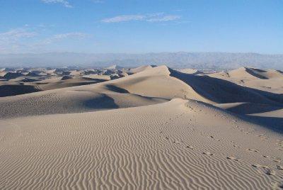 Huacachina - Sand dunes