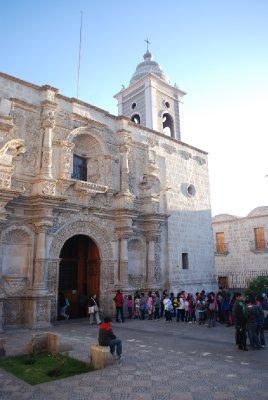 Arequipa - Church