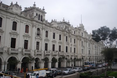 Lima - Spanish Colonial Architecture (1)