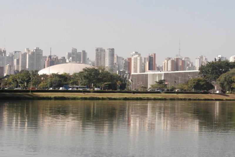 Sao Paulo - Ibirapuera Park (3)