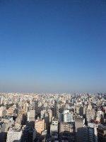 Sao Paulo - View from Edifico Italiano building (1)