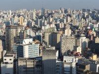 Sao Paulo - View from Edifico Italiano building (4)