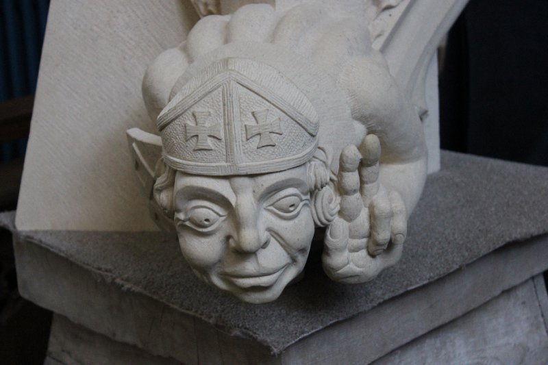 York Minster Creeper