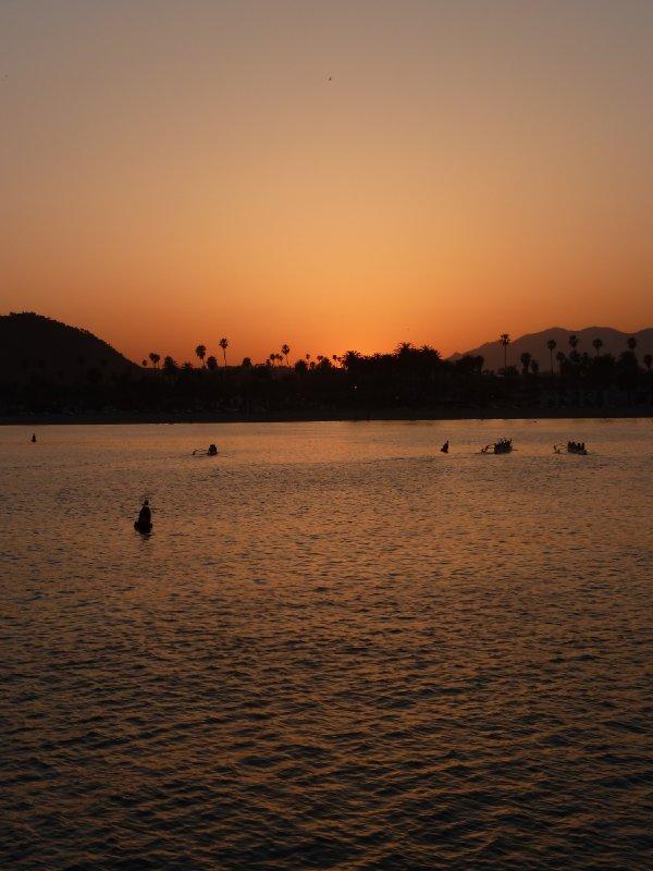 Sunset - Santa Barbara