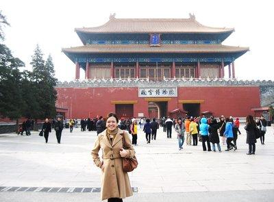 Me @ Forbidden City, Beijing