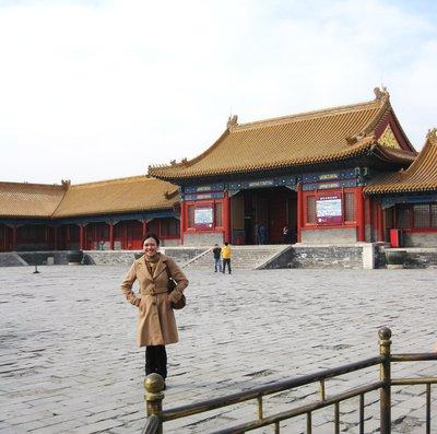 Another shot inside Forbidden City