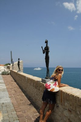 Art and Sea at Picasso Museum, Antibes