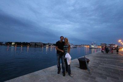 Zadar Old Town Promenade