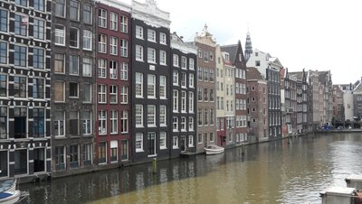 Beautiful houses/buildings in Amsterdam!