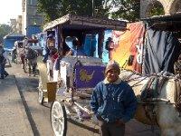 Carriage across Guadaljara