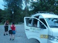 our mini van tour