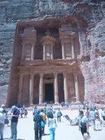 The safe at Petra