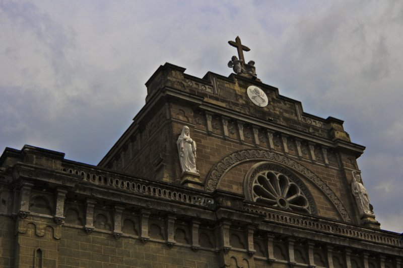 Savior From Manila Cathedral Church