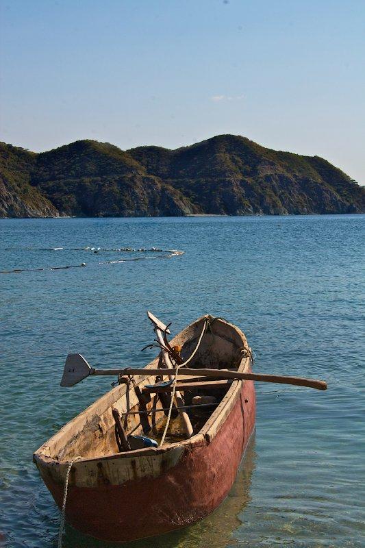 Fishing Boat of Taganga