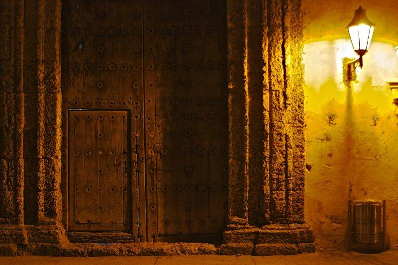 Night in Historic Cartagena