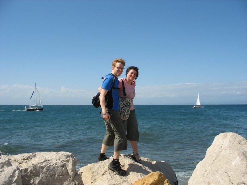 Piran Beach