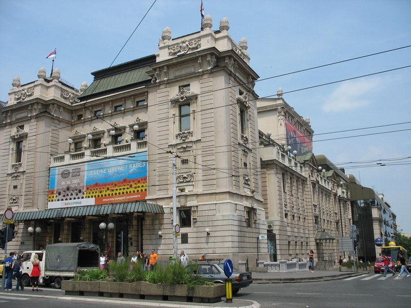 Beldrab... uh, Belgrade