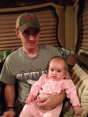 Callie and Daddy