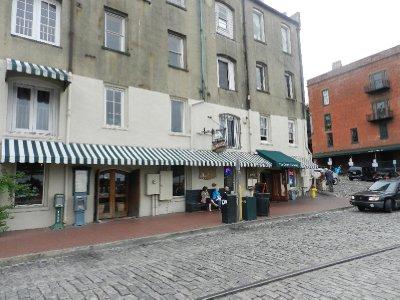 Savannah's River Street.