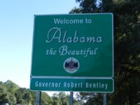 Welcome to Alabama