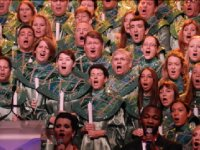 Singing in the Cast Choir