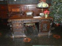 P.T. Barnum's desk