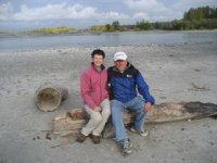 Along the Talkeetna River