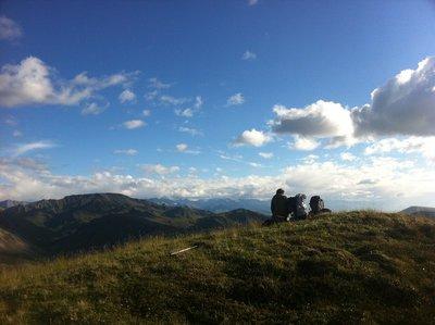 denali mountain top