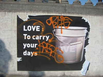 Love To Carry Your Days