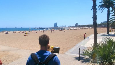 Olympica Beach