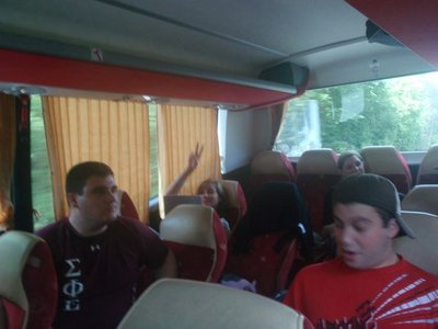the Bus ride