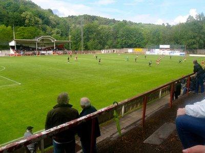 Soccer match Lux Vs. Differdange