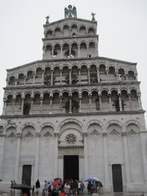 San Michele Chiesa Lucca