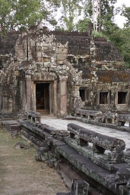 The main structure of Banteay Kdei