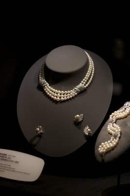 Princess Grace's pearls