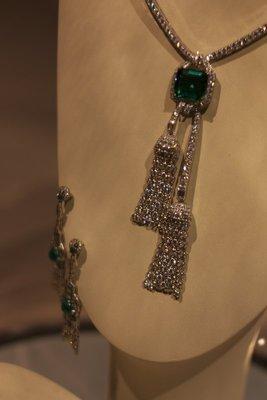 Big emerald!