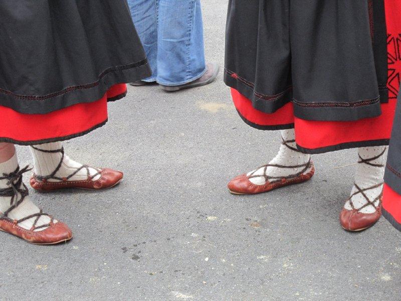 Basque Shoes