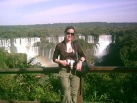 Iguassu Falls - Brasilian side